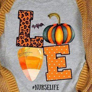 love nurse life shirt